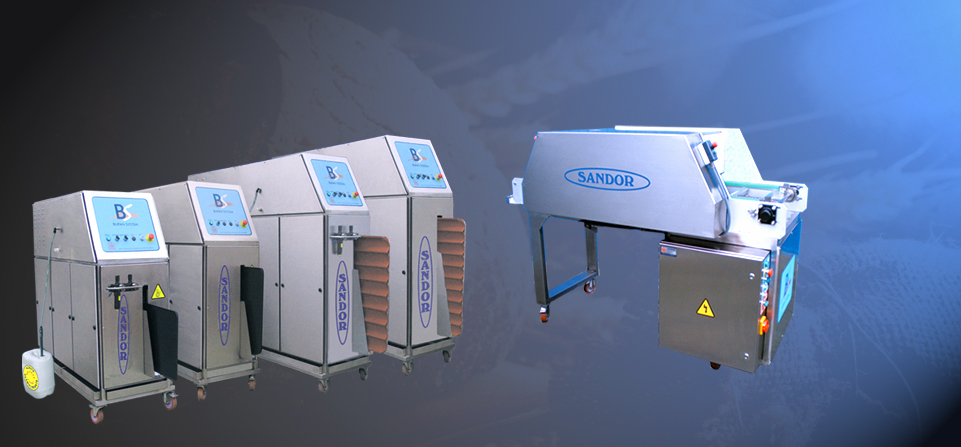 TRAY CLEANING MACHINES